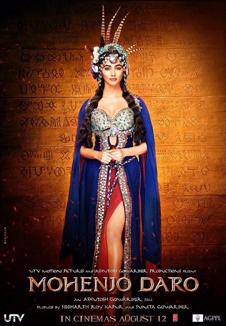 Mohenjo Daro Poster – Pooja Hegde
