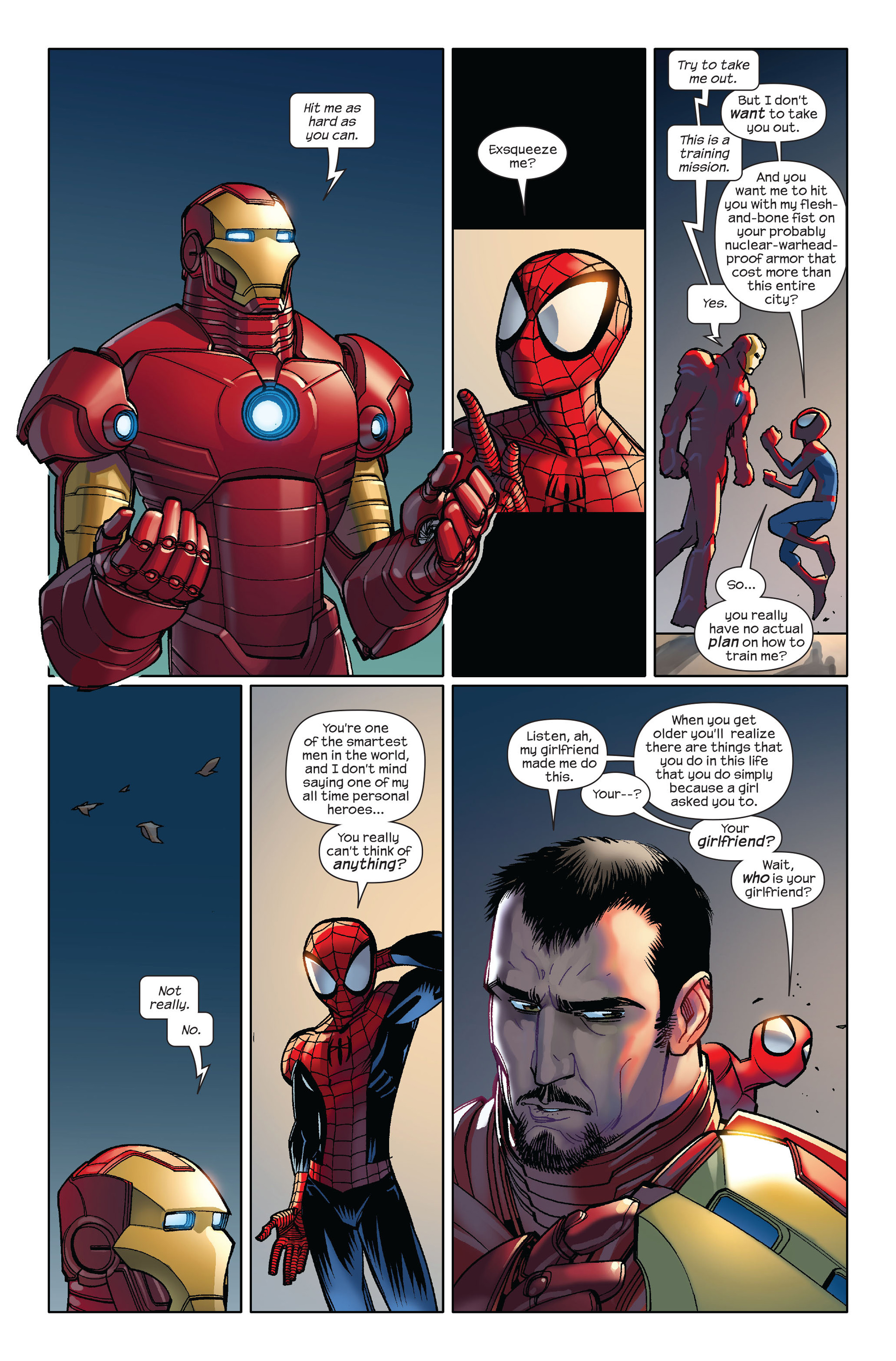 Read online Ultimate Spider-Man (2009) comic -  Issue #153 - 7