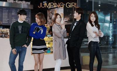 جميع حلقات مسلسل الفتاة القافزة Series Jumping Girl