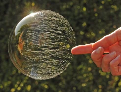 bolla di sapone