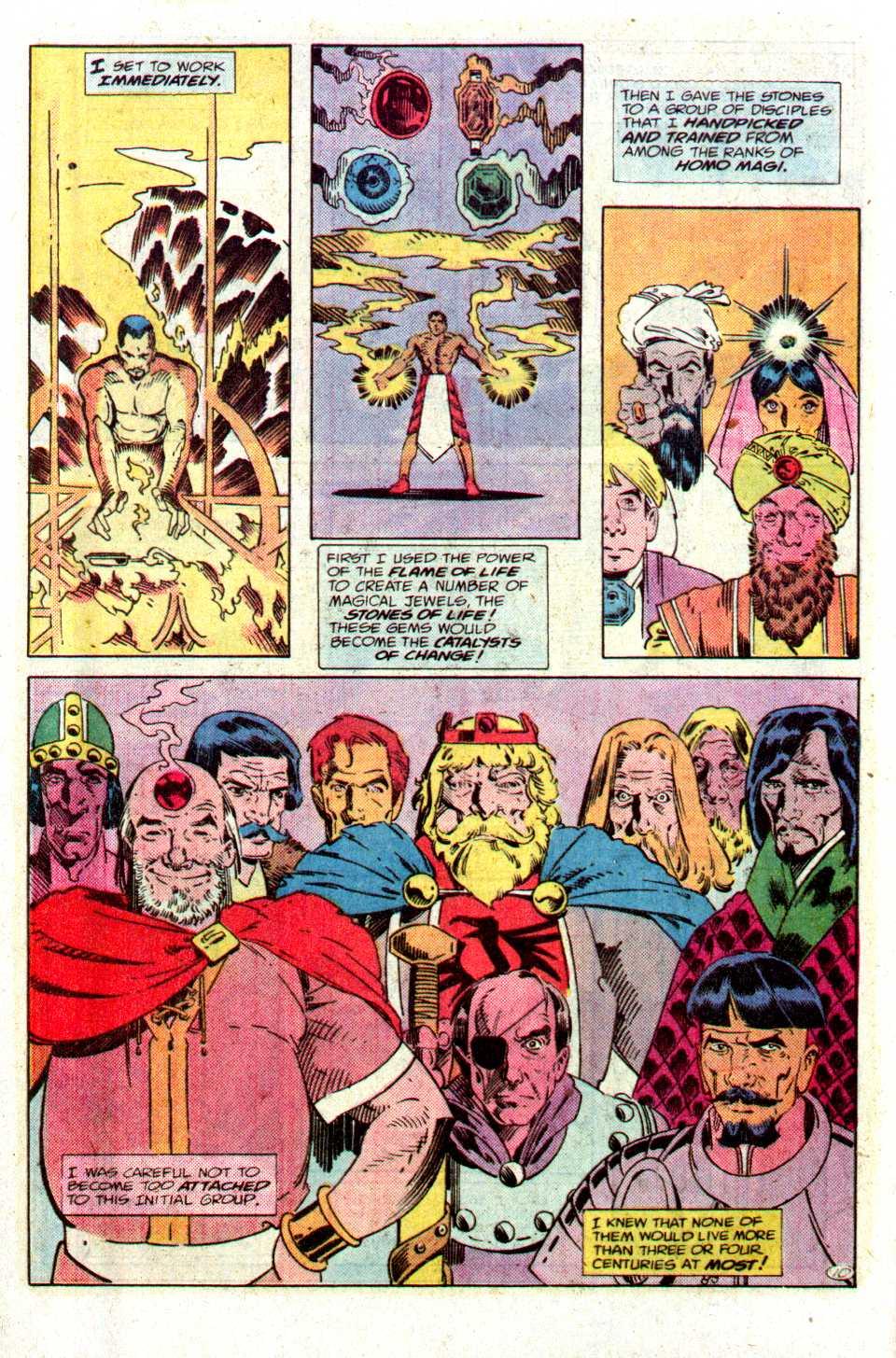 Read online Secret Origins (1986) comic -  Issue #27 - 11