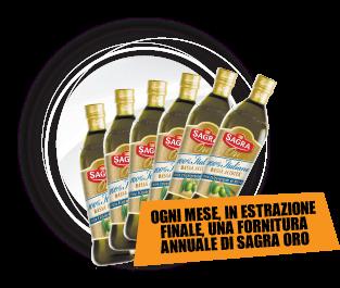 Logo Olio Sagra ''Premiati in cucina''