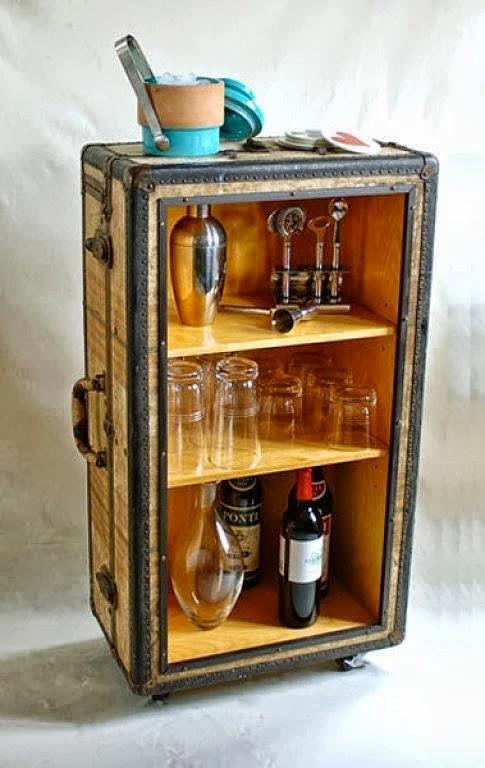 Mobiliario de diseño, reciclaje y manualidades