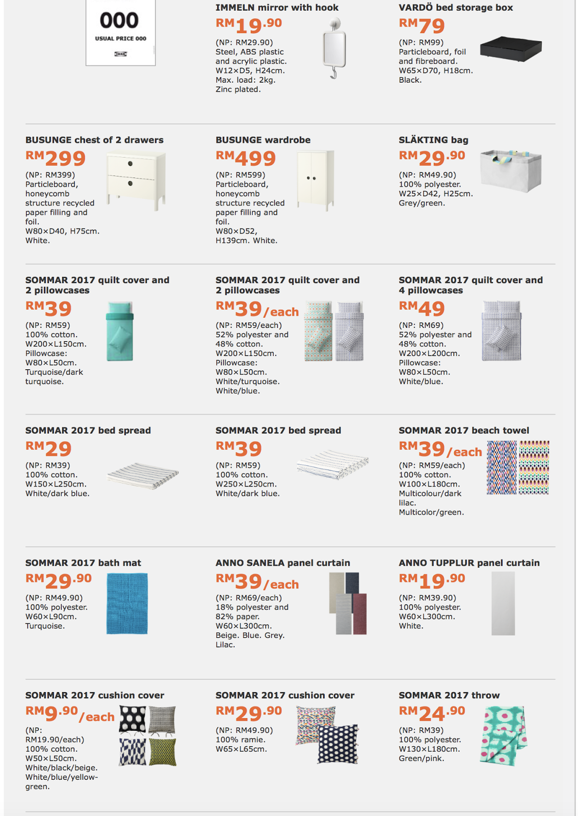 Ikea Family Member Special Offers Catalogue Discount