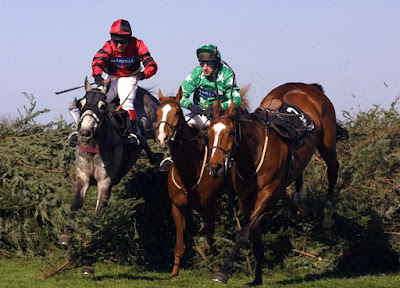 Bindaree Wins 2002 Grand National for Nigel Twiston-Davies