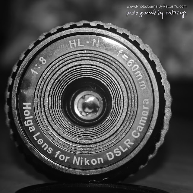 Holga HL-N 60mm f/8 for Nikon