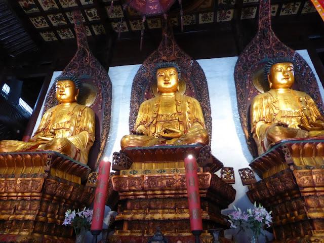 Los 3 estados de Buda