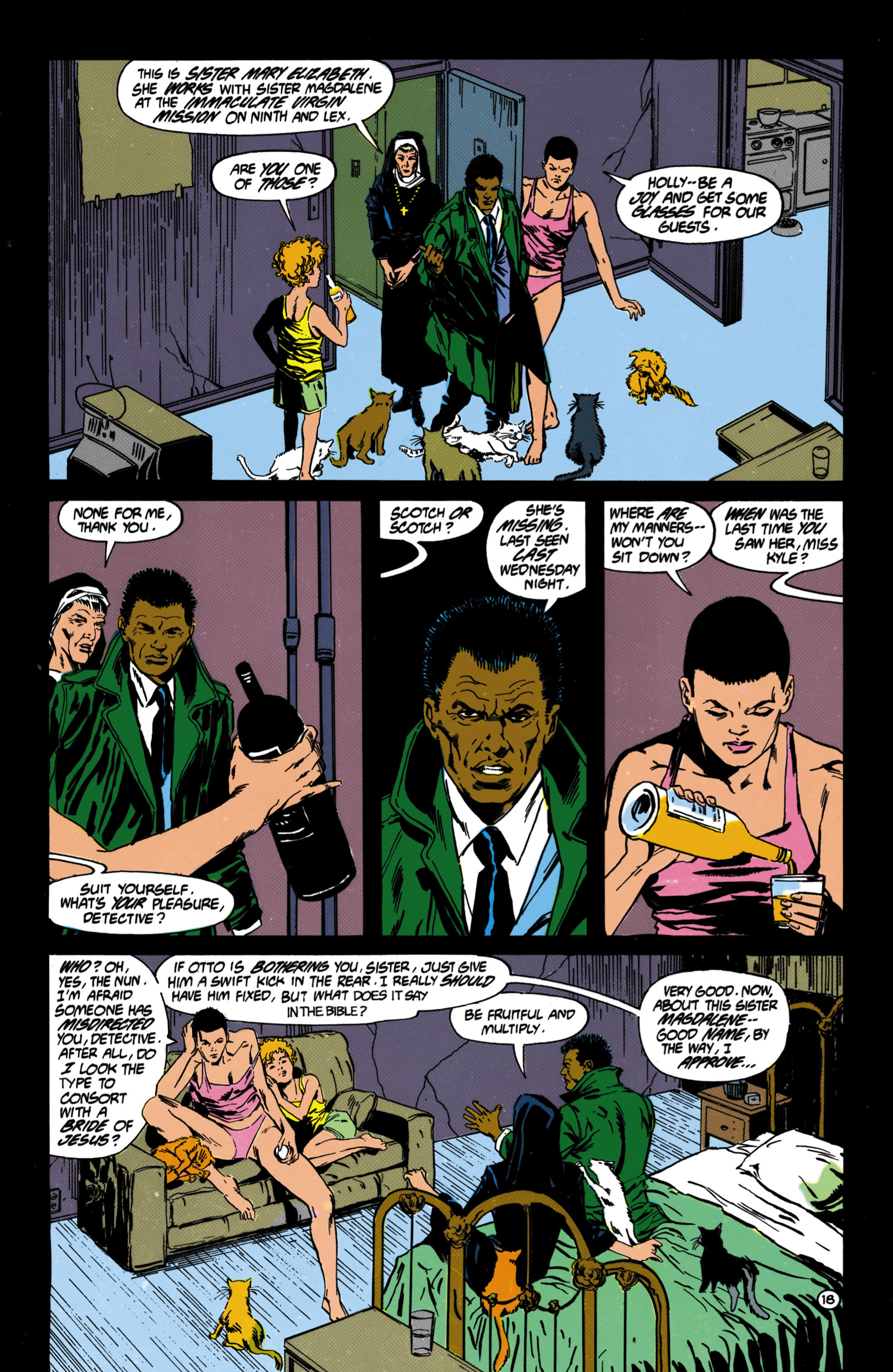Catwoman (1989) Issue #2 #2 - English 19