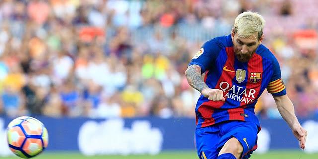 Lionel Messi cedera hamstring jelang kualifikasi Piala Dunia