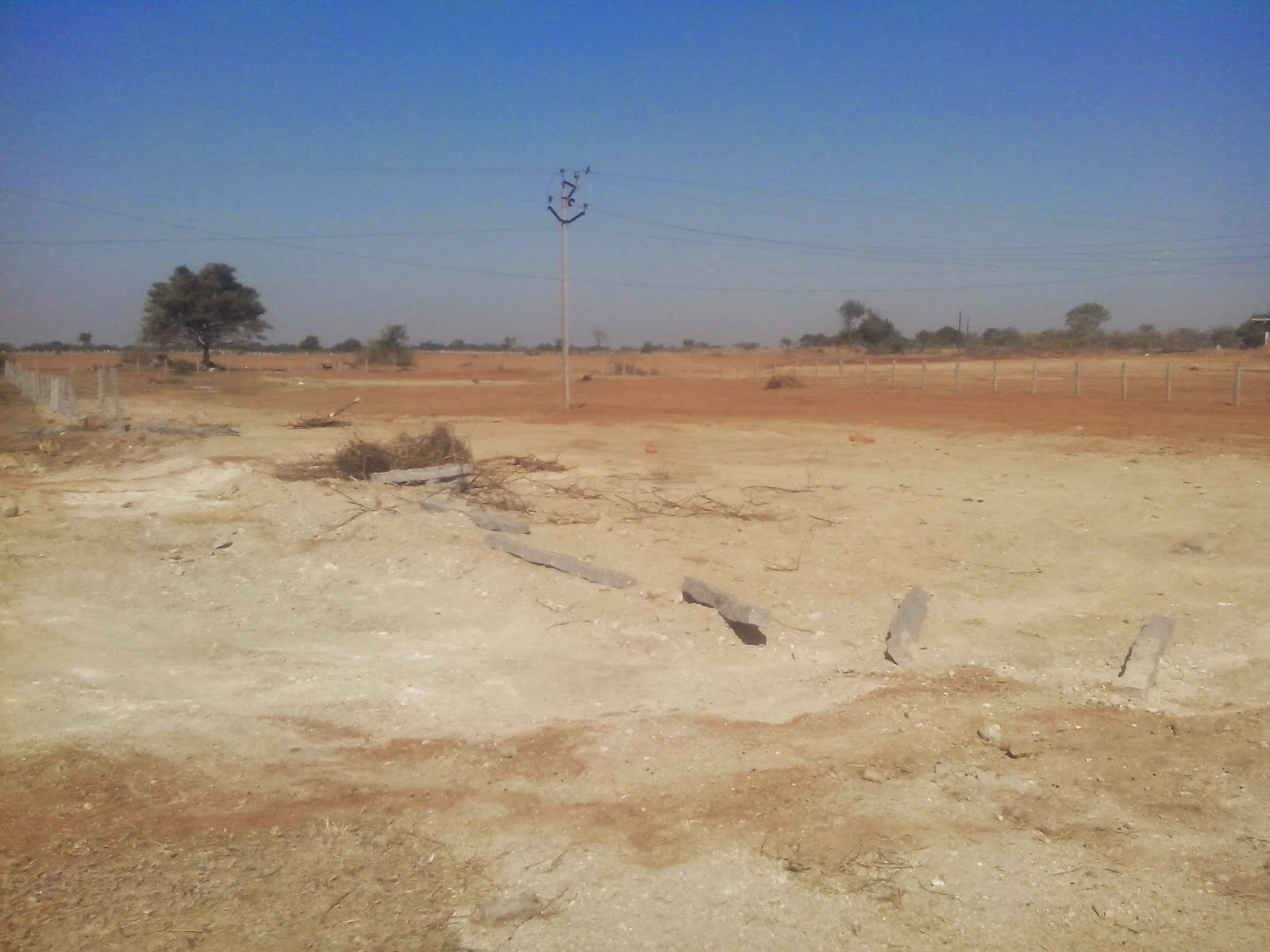 3 5 Acres Land for Sale at Thakellapally Village, Yacharam Mandal, 2