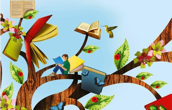 La Aventura De Leer Y Escribir Es Para Toda: El árbol De Los Libros
