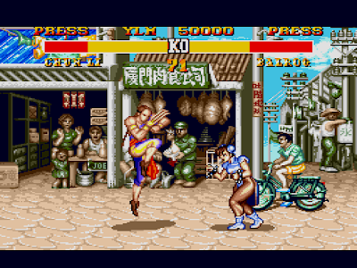 Download Street Fighter 2 Game Full Version For Free