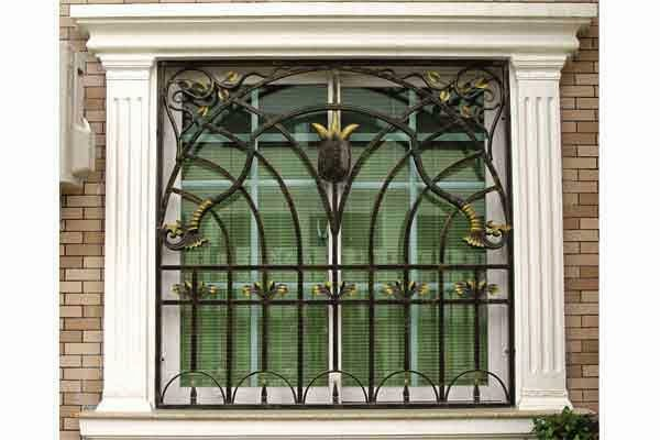 Window Grill Design Catalog - Decision Making Got Easy
