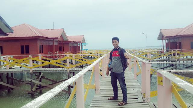 Wisata Pulau Cambang-Cambang Pangkep