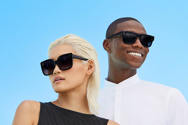 Snap unveils Nico and Veronica spectacles with polarized lenses