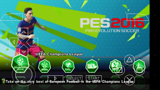 PES 2016 Patch JPP v4 ISO PPSSPP  + Save Data