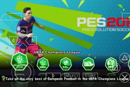 PES JPP V4 PPSSPP PSP ISO + DATA Android Terbaru