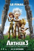 Οι Καλύτερες Παιδικές Ταινίες του 2010 Άρθουρ 3: Ο Πόλεμος των Δύο Κόσμων