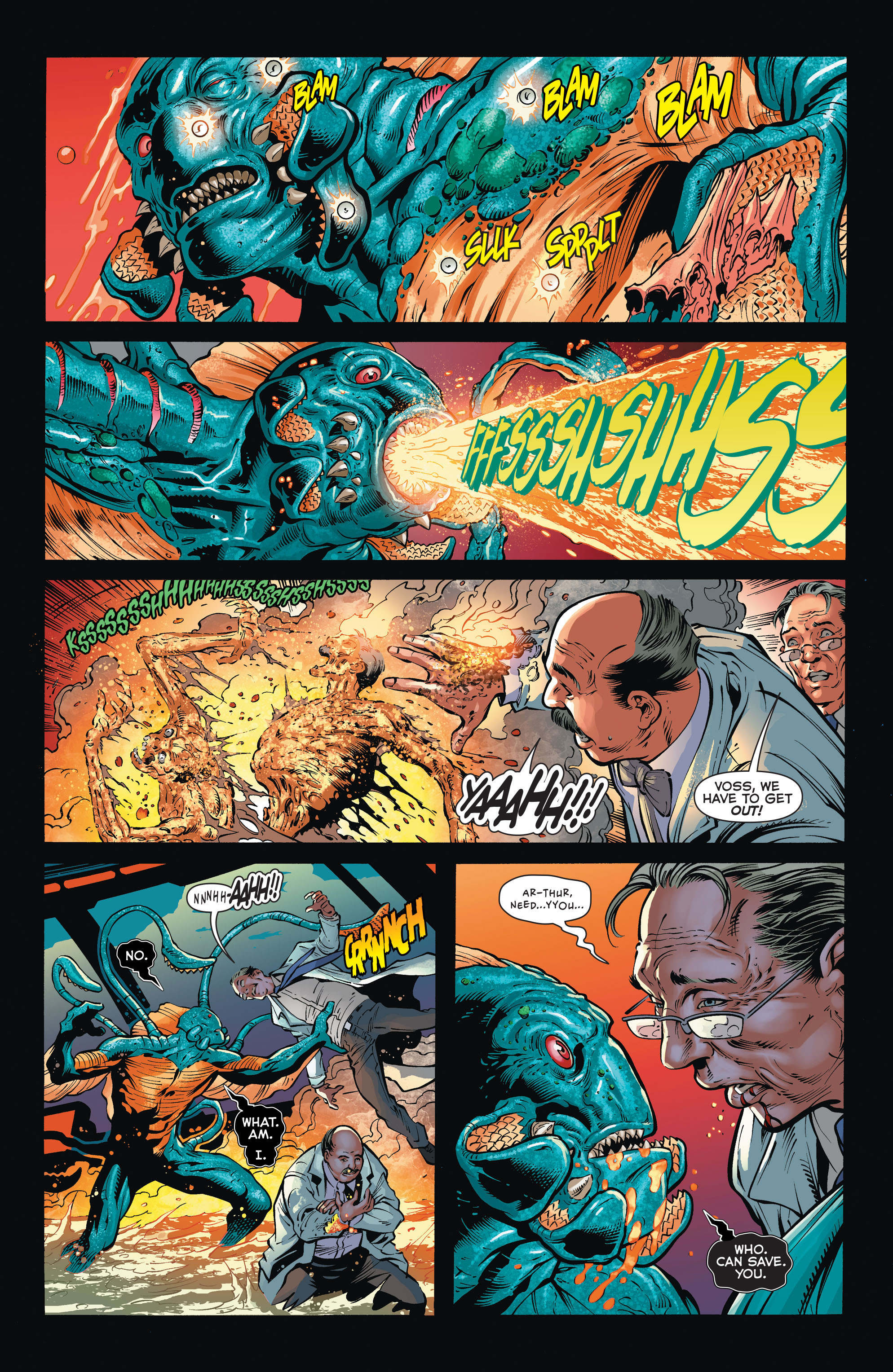 Read online Aquaman (2011) comic -  Issue #32 - 8
