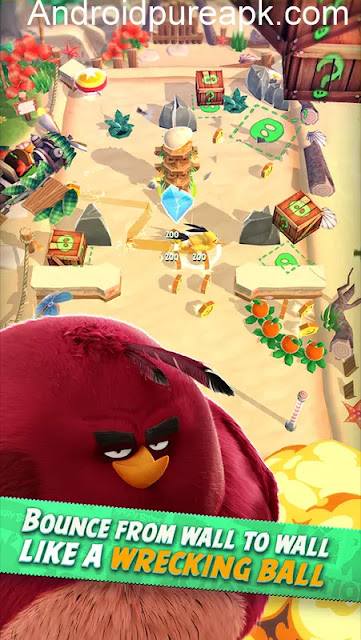 Angry Birds Action! Apk +Data Download Mod
