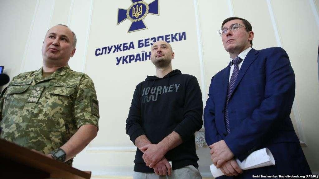 """Бабченко: """"За мое убийство спецслужбы РФ заплатили 40 тыс. долларов. Я неплохо стою"""""""