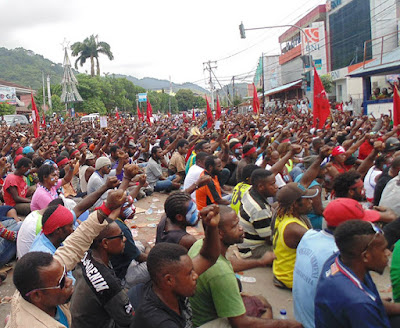 West Papua membership bid on MSG agenda in Honiara next month