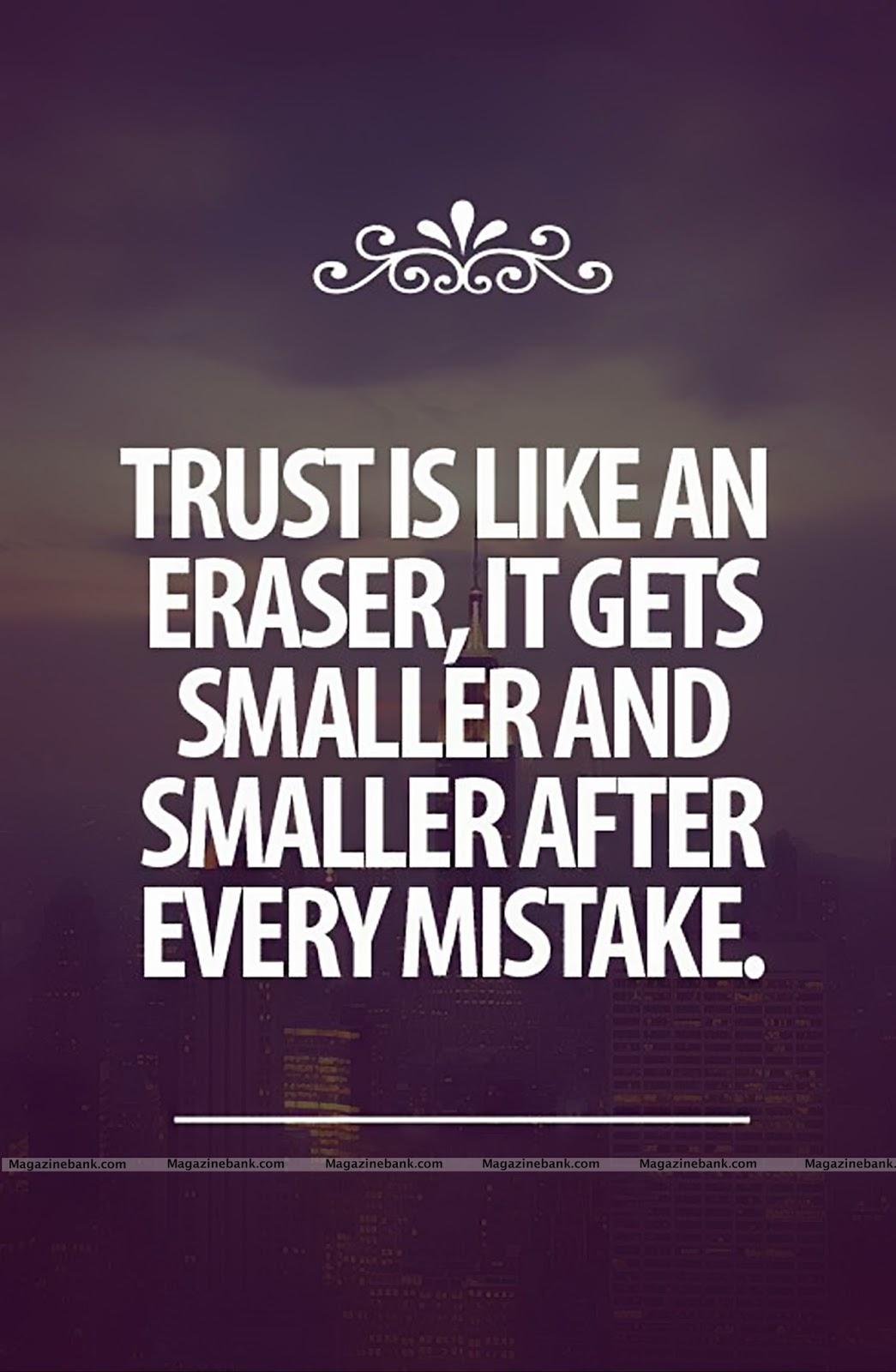 Quotes Trust Love