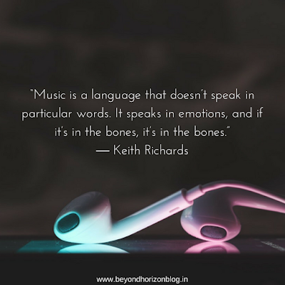music doesn't need language