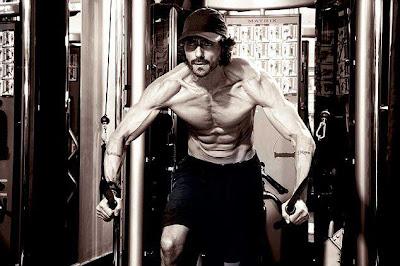 Arjun Rampal Body Diet