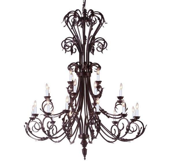 Pilihan Desain Lampu Gantung  Antik dan Klasik Rancangan