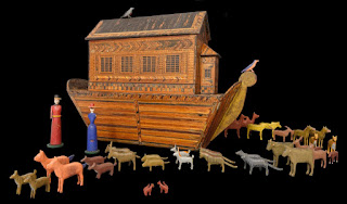 Noah's Ark, Germany, and the Armchair Gallery Matching Pairs game