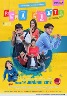 Demi Cinta (2017) Full Movie