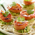 Spicy Shrimp and Zesty Avocado Appetizers