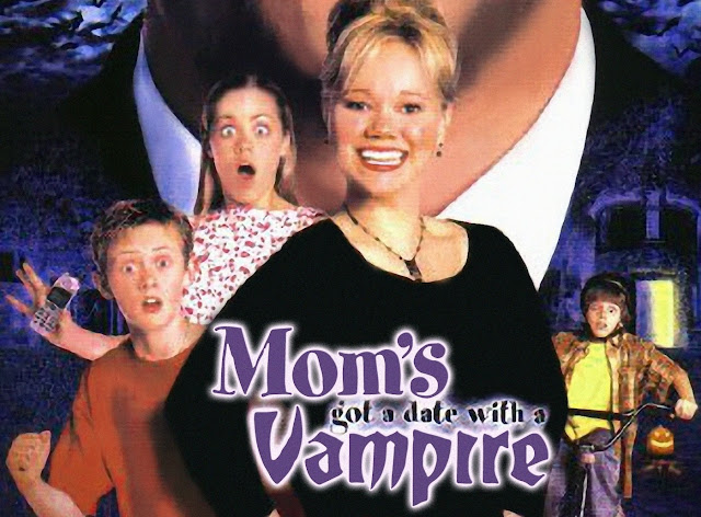 Halloween Film List // Mom's Got A Date With A Vampire (2002) Review // Belle Chaton Blog