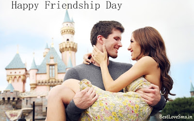 happy friendship day sms for boyfriend