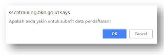 Cara Mendaftar ke Portal SSCN yang Benar