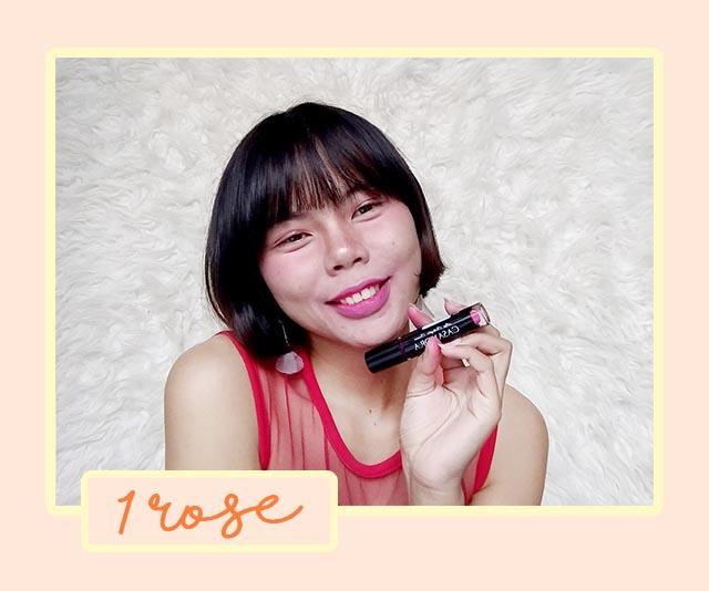 Casandra Lip Colorfix Lip Cream
