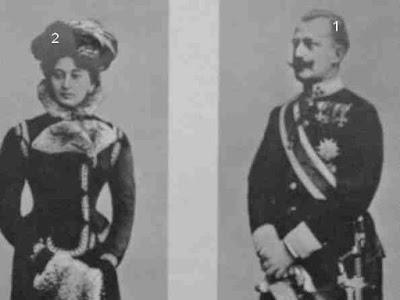 Erzherzog Leopold Ferdinand von Österreich-Toskana, später Leopold Wölfling