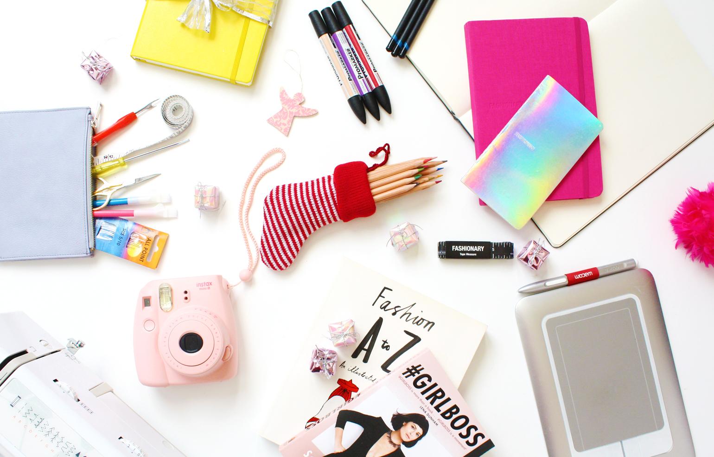 gift guide for aspiring fashion designers