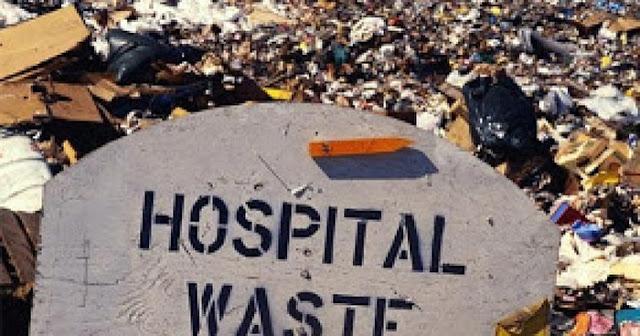 Apa yang Disebut Limbah Rumah Sakit?