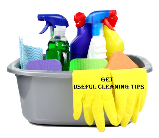 3 Green DIY Cleaning Tips In Your Home