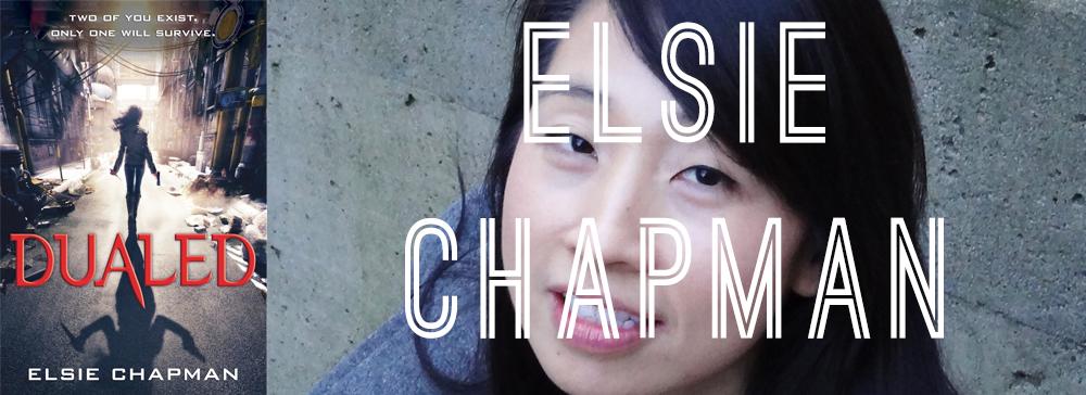 Dualed by Elsie Chapman