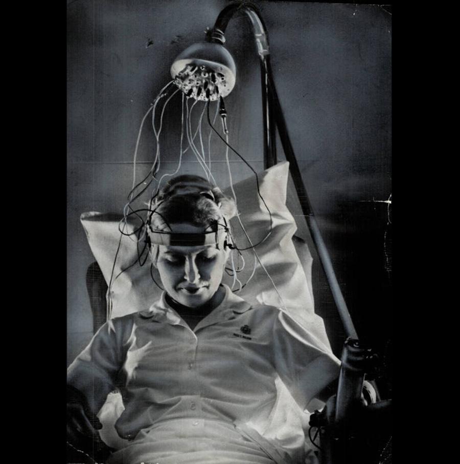 hospital psiquiátrico, foto antiga, sanatório, loucos, insanos, lobotomia