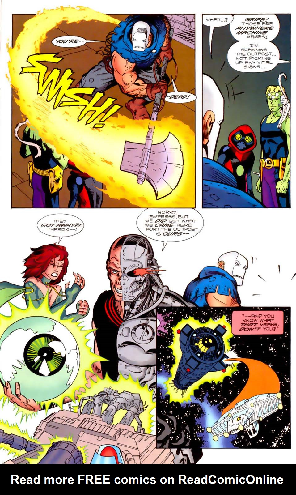 Legion of Super-Heroes (1989) 120 Page 21