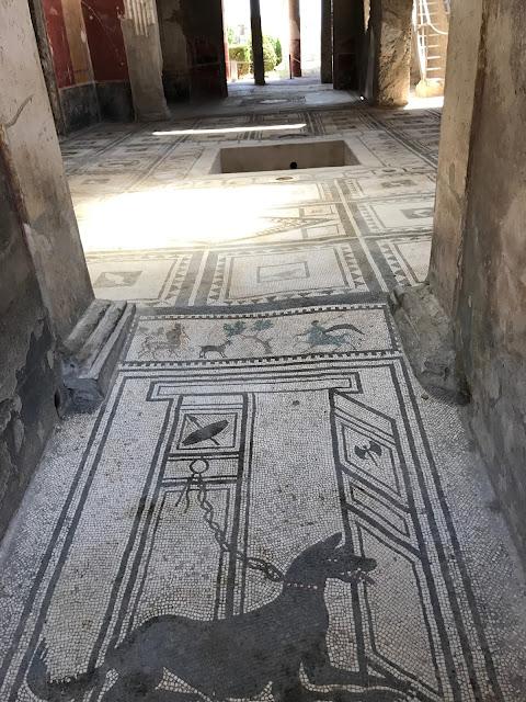 pompeii mosaics