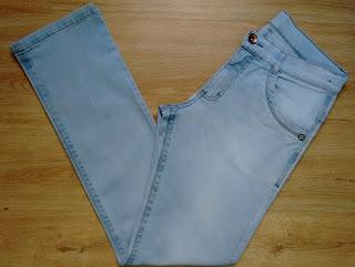calça jeans masculina Pullga 38