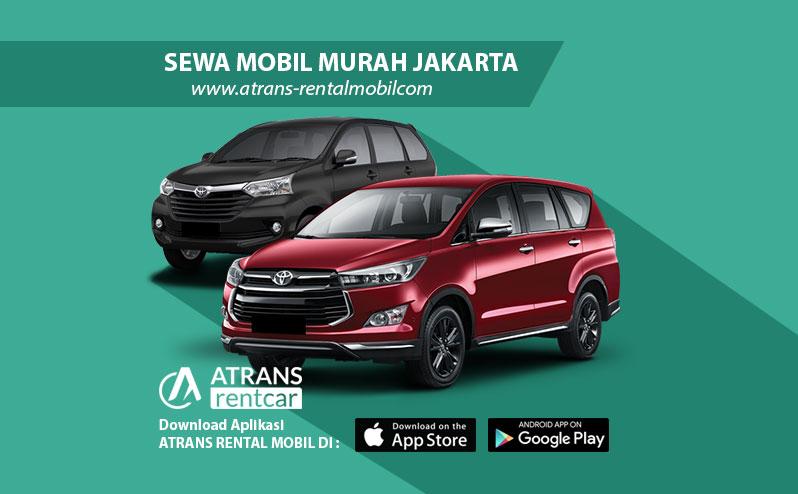 Sewa Mobil Murah Jakarta
