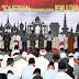 TNI Gelar Doa Bersama Dalam Mewujudkan Pemilu Damai