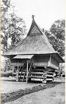 Museum Simalungun Tahun 1939