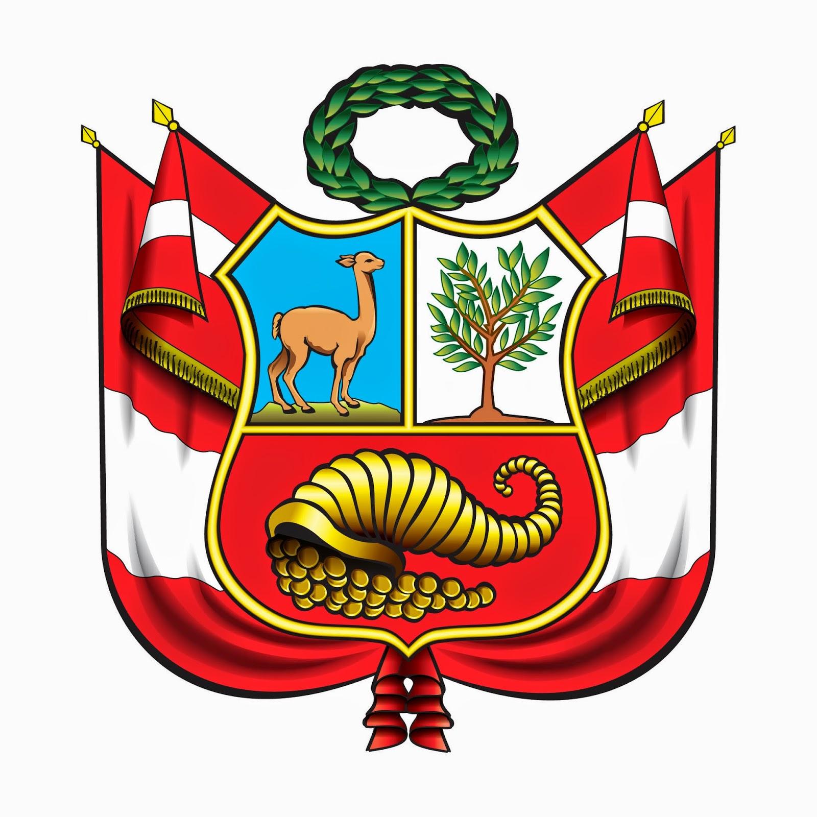 T21 Noticias Escudo Nacional Del Perú Vectorizado Y En Otros